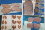 China-Qualitäts-horizontale Fleisch-Schneidmaschine für das Frischfleisch-Aufbereiten