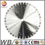 Алмазный резец: Лезвие круглой пилы диаманта для вырезывания: Увидел лезвие