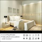 Disegno su ordinazione del guardaroba con il portello scorrevole del PVC (zh-5079)