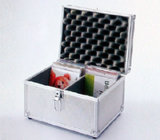 600 Platten-Kapazität Aluminium-Wie harter Plastik-CD DVD Speicher-Fall (ASCT-1652)