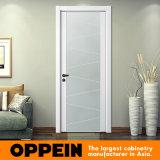 Дверь самомоднейшего меламина Oppein нутряная составная деревянная (MSJD64)