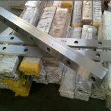 Lâminas de cisalhamento direto para máquina de cisalhamento hidráulico