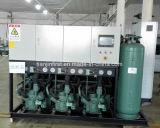 Paralleles mittleres Temperatur-Kompressor-Gerät