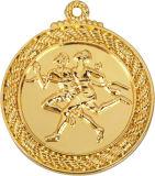 Attribuant à bronze la médaille courante d'allumette