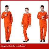 Одежды работы оптового полиэфира хлопка Unisex равномерные для людей и женщин (W197)