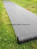 Сплетенная PP ткань управлением Weed ткани барьера Weed