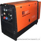 générateur insonorisé de soudure d'OEM d'Iaf ISO9001 Perkins de la CE 9.6kVA