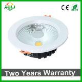 좋은 품질 7W AC85-265V에 의하여 중단되는 옥수수 속 Downlight LED
