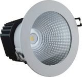 10W DEL Downlight pour pour éclairage intérieur/commercial (LWZ350)