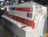 Máquina de corte do feixe hidráulico do balanço da placa de aço