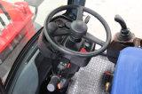 Задний гидровлический затяжелитель колеса Zl16 с ведром распространителя песка