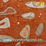 Tissu de sofa de jacquard de Chenille (SHSF03924)