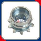 Rodas dentadas Zinc-Plated da transmissão (aplicadas na maquinaria agricultural)
