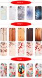 cas de téléphone cellulaire d'impression de couleur 3D pour l'iPhone