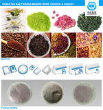 Automatische runde Teebeutel-Verpackungsmaschine