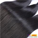 Человеческие волосы шелковистых прямых Weft волос Remy людских Branzilian естественные