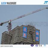Excellente grue à tour de torse nu de l'exportation Ktp6520 de la Chine pour des machines de construction