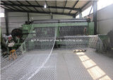 Galvanizado ou PVC Gabion Box Factory / Hexagonal Wire Netting / Stone Cage / Wire Mesh Fence