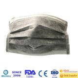 Masque protecteur actif jetable de filtre de carbone
