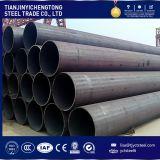Tubo y tubo de acero soldados SSAW S235 Ss400 X52 de ERW Lasw