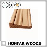 Molde de madeira material do Cornice da decoração da mobília do hotel