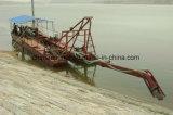 모래 광산을%s 모래 제트기 흡입 파는 준설 배
