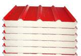 Панель крыши панели сандвича EPS Corrugated для Prefab дома