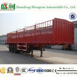 Di programma di utilità 3 dell'asse del palo della rete fissa del carico del camion rimorchio semi