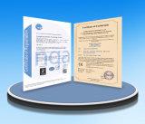 De automatische CNC Plastic Scherpe Machine van het Document van de Vezel