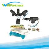 Controle remoto de 4 portas Entrada sem chave Kit de bloqueio central + Alarme de carro + Kit de fita + Motor central