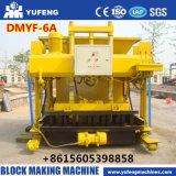 Dmyf-6Aの移動式ブロック機械価格
