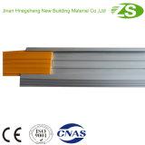 Escalera de aluminio de la protuberancia del resbalón anti que olfatea para el suelo del vinilo