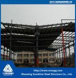 Niedrige Kosten-Stahlkonstruktion-Halle