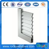 Perfil de alumínio da extrusão de prata polonesa rochosa para Windows e a porta