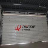 De automatische Sectionele Lucht Glijdende Binnenlandse Deuren van de Garage voor Commerciële en Industriële Gebouwen