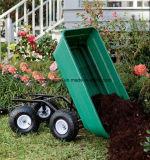 Garten Mehrzweckwagen Steel Garden Dump Wagen