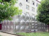 Fonte da fábrica! Tanque de água flexível modular do aço inoxidável