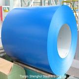 Superficie rivestita con la bobina galvanizzata preverniciata per Ral9001