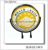 Хорошее качество и коробка умеренной цены акриловая светлая для рекламировать