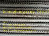 Tondo per cemento armato d'acciaio deforme laminato a caldo di ASTM A615, tondo per cemento armato d'acciaio
