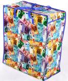 Sacchetto di rifiuti tessuto pp del sacchetto di imballaggio di plastica del sacchetto di acquisto