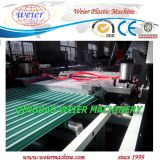 Twin di plastica Extruder Machine del PVC Roofing Sheet Making di UPVC