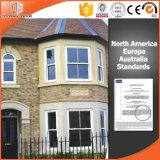 El doble modificado para requisitos particulares de madera sólida de la talla colgó la ventana
