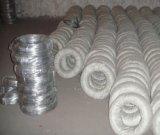 Galvano galvanisierter des Eisen-Bwg22 Export Draht-verbindlichen des Draht-7kg/Roll nach Saudi-Arabien