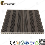 Groove Decking WPC Hollow Madeira Madeira Plástico Outdoor Flooring