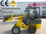 Perkins Engine와 가진 Rops&Fops Front End Loader Er06