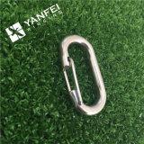 gancho da pressão da mola do aço inoxidável AISI304/316 de 8mm