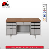 Staff Use Metal Office Desk