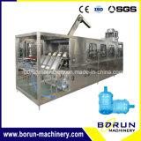 純粋な飲料水のための5ガロンのバレルの充填機