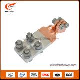 Тип струбцины Sbg меди скрепленные болтами алюминием для трансформатора